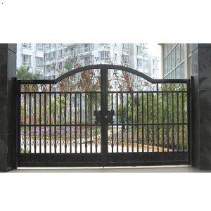 锌钢大门|长沙安安金属