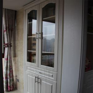 苏香桐模压玻璃门入墙柜,长沙定制家具首选