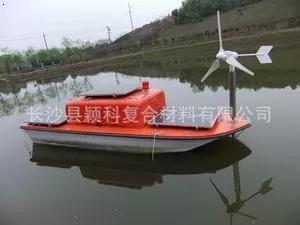 水上太阳能水质监测浮