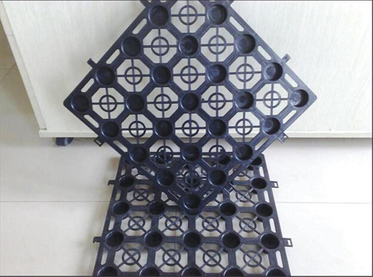 HDPE蓄排水布