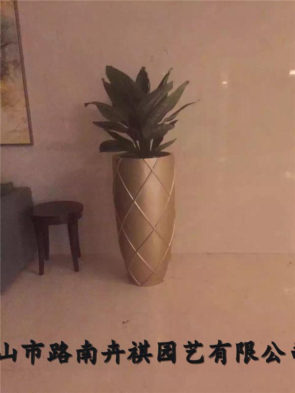 唐山玻璃钢花盆价格
