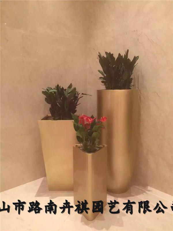 唐山玻璃钢花盆
