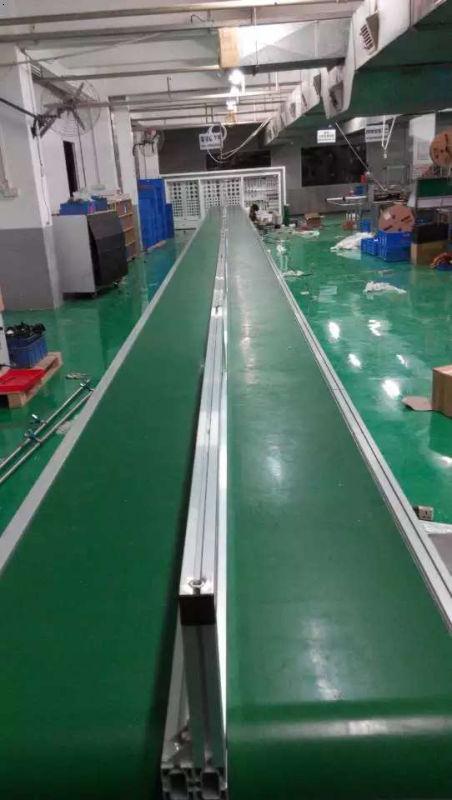 铝合金输送机生产线