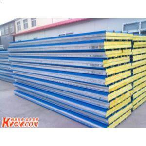 唐山彩钢岩棉复合板