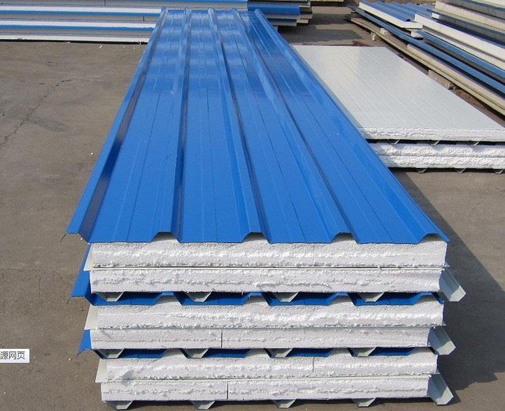 唐山彩钢聚苯复合板
