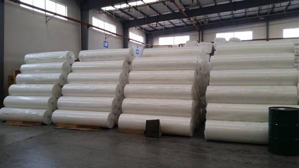 聚酯玻纤防裂布