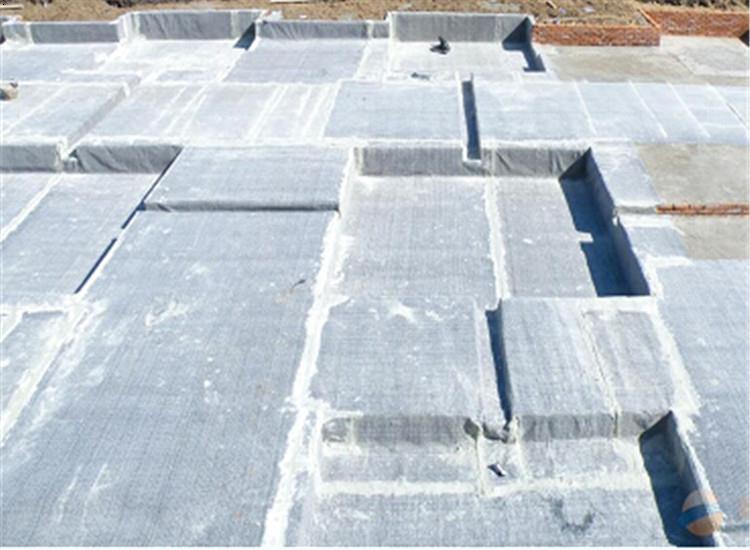 膨润土复膜防水毯