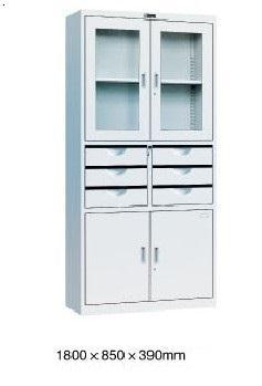 AXD-033中六斗玻璃柜
