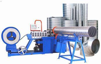 博眾螺旋風管|螺旋風管安裝注意|海陽螺旋風管加工產業