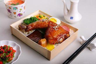 郑州优质盒饭,郑州实惠盒饭,盒饭写字
