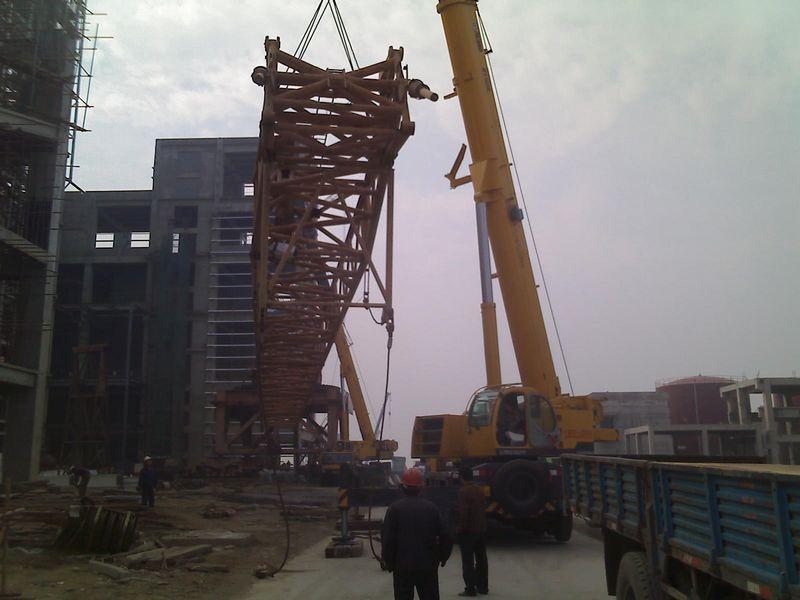 100吨和130吨榆次电厂