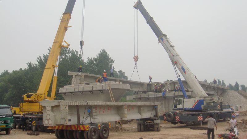 100吨和180吨在洪桐架