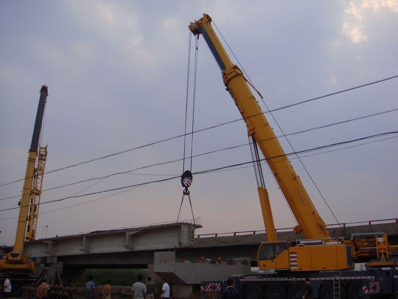 100吨和400吨在大运路