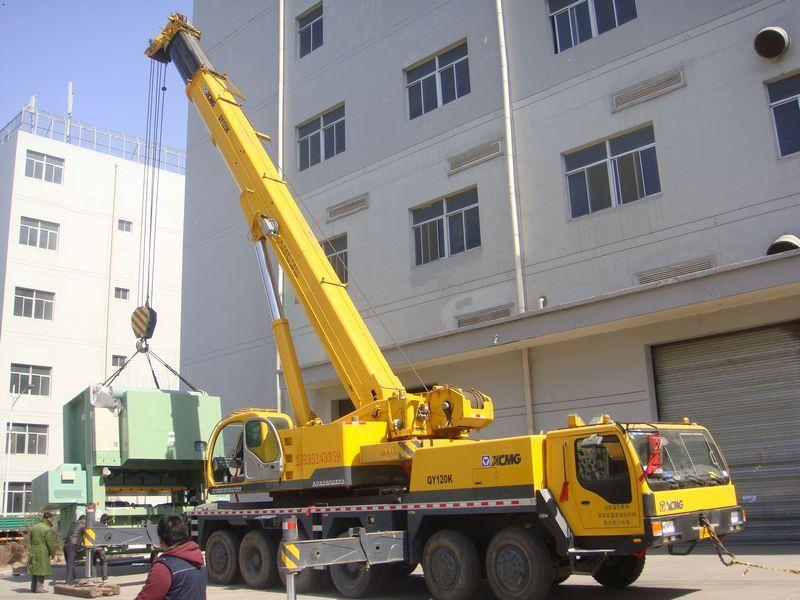 100吨在富士康安装300