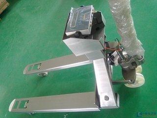HLB带打印电子叉车秤