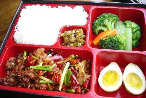 郑州盒饭 郑州中式快餐 郑州网上订餐
