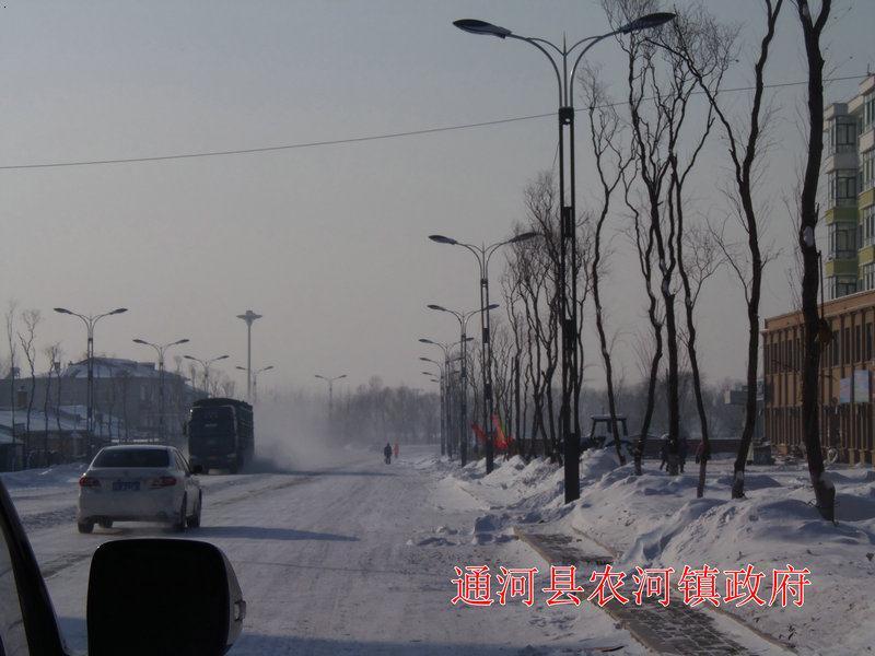通河县农河镇政府