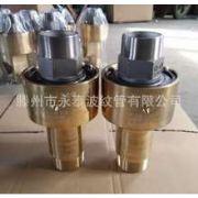 本季公司爆款HD-25A-R HS-G25-10-L黄铜旋转接头批量生产