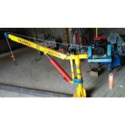 车载吊运机 室内推车式小型吊机便携式小吊机