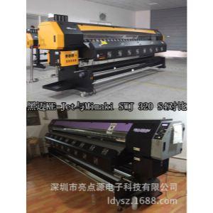 深圳黑迈户外写真机 壁纸打印机油画喷绘机