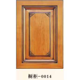 实木复合橱柜门-0014