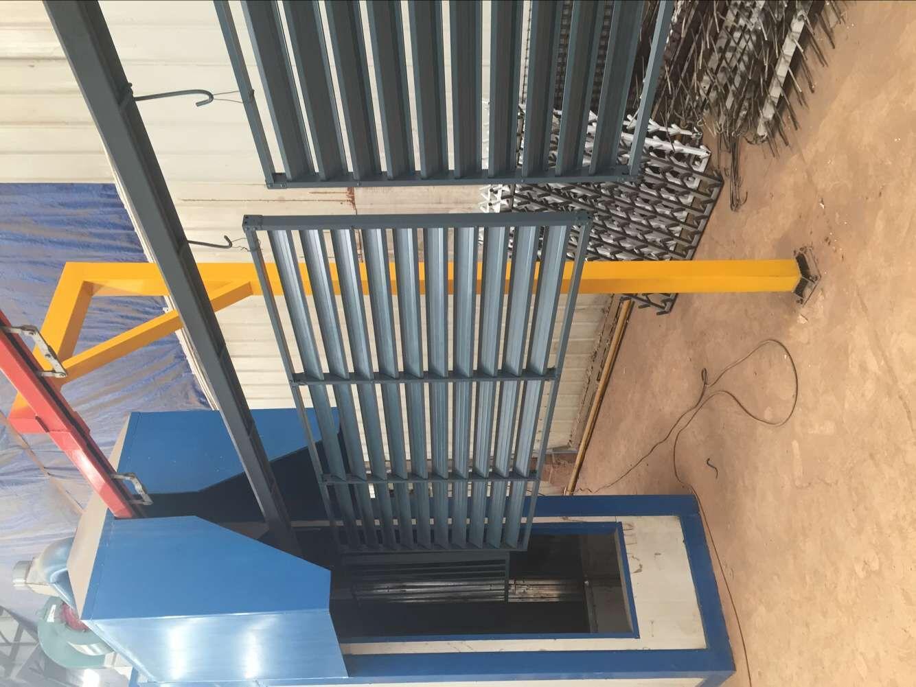 锌钢护栏安安实业实际案例
