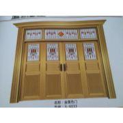 金黄色门JL-6033