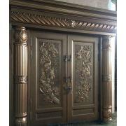 铜铝门||湖南不锈钢门| 娄底铝合金门长沙钢木门|湖南铝合金门 |娄底锌合金门