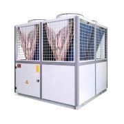 风冷模块式冷(热)水机组 风冷式冷水机 功率190kw 制冷空调机组