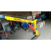 农用小吊车随车吊定制小型吊机便携式吊运机移动式小吊机