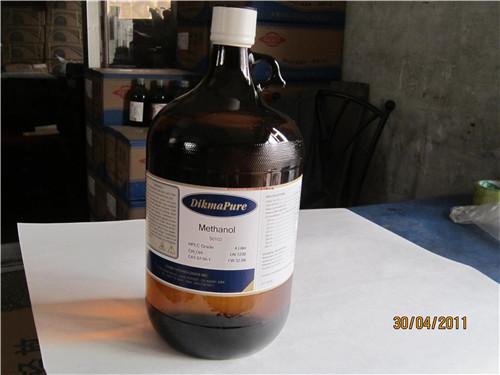 进口色谱纯甲醇(4L)
