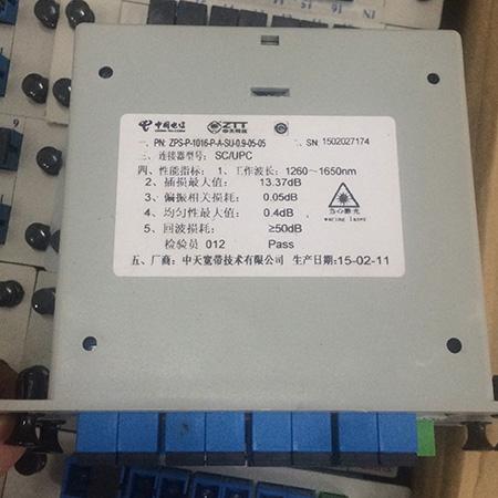 回收分光器(1)