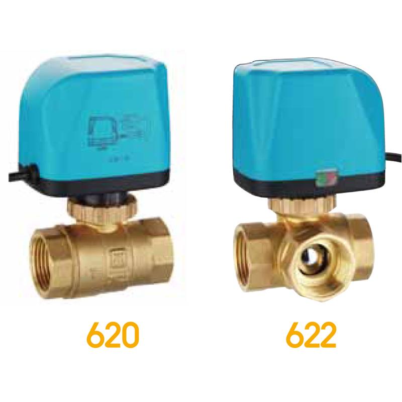 620-622电动球阀