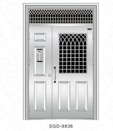 唐山不锈钢门|唐山钢