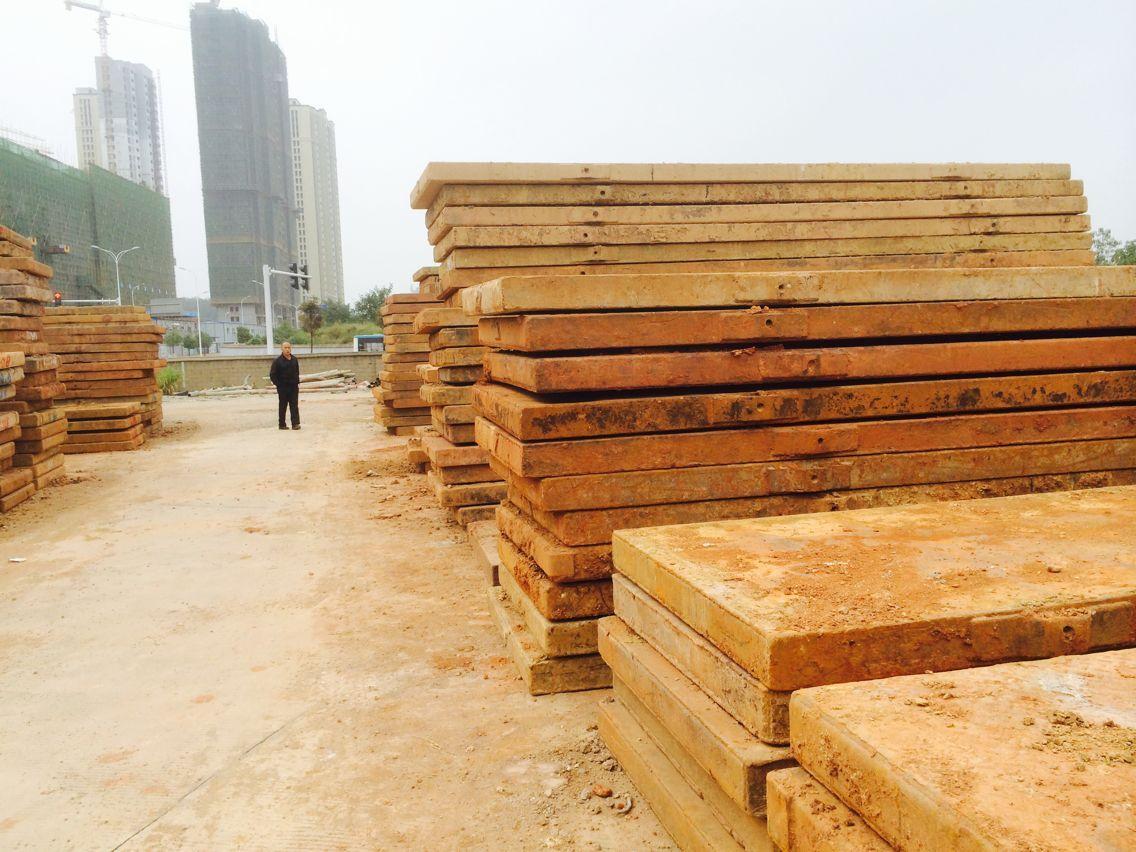 长沙路基箱形成一个整体,钢板路基板.
