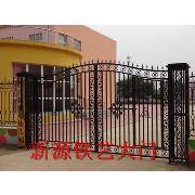 铁艺大门                    唐山护栏|唐山锌钢护栏|唐山铁艺护栏|唐山护栏厂家|唐山围栏