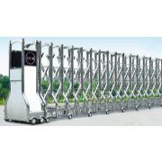 电动伸缩门                唐山护栏|唐山锌钢护栏|唐山铁艺护栏|唐山护栏厂家|唐山围栏