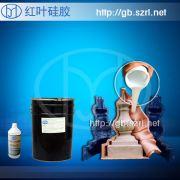 陶瓷工艺品模具硅胶,矽利康,抗拉抗撕的模具硅胶