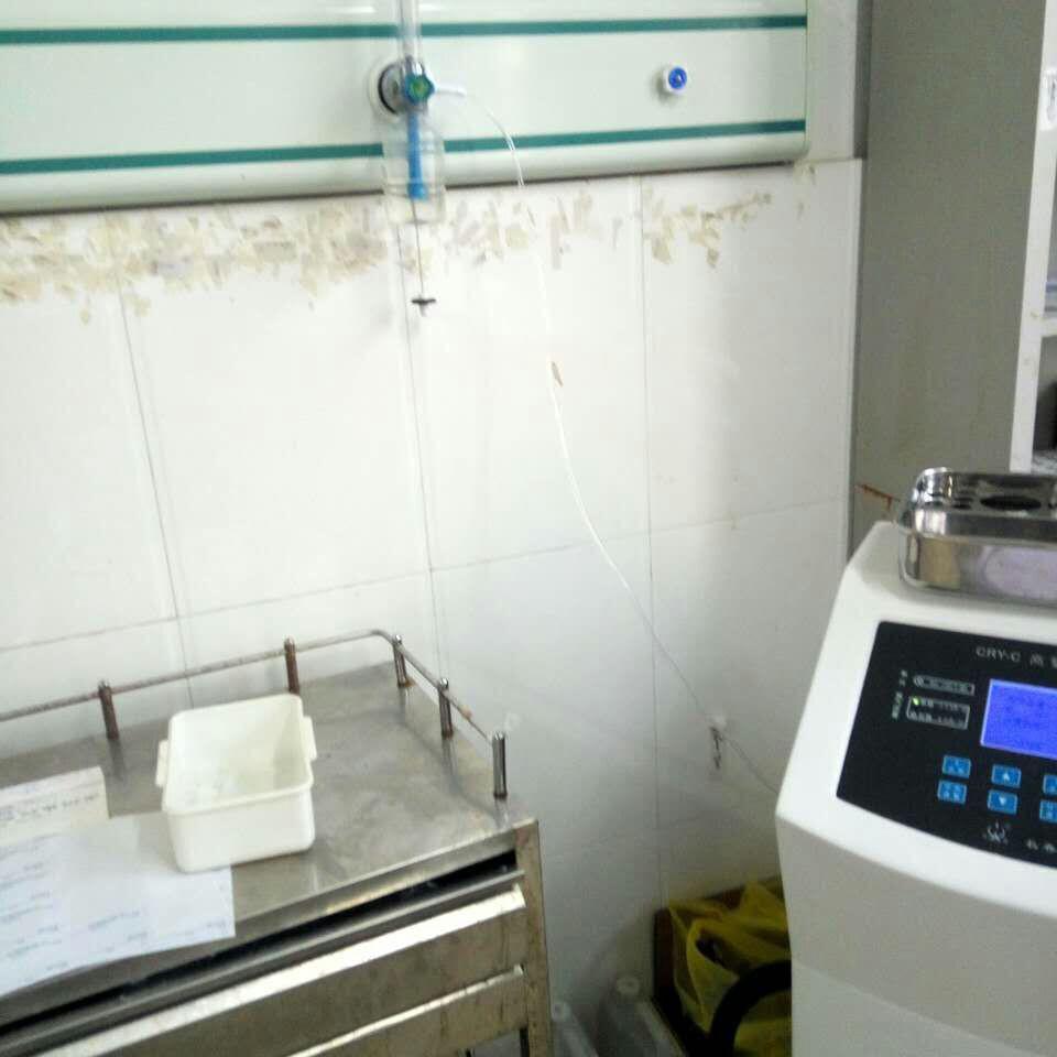 高氧液体治疗仪