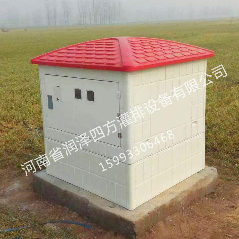 郑州玻璃钢井房厂家|郑州