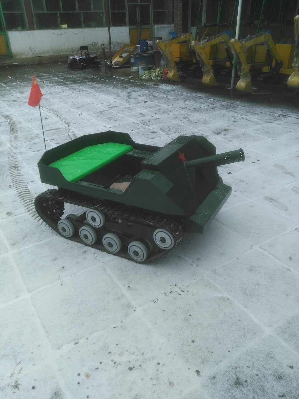 雪地坦克车