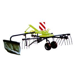 MGR2500旋转式搂草机