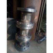 25kg法兰金属软管