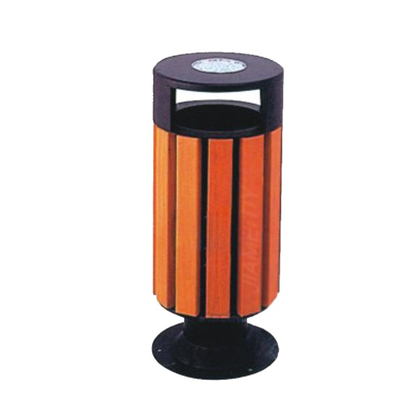 塑木垃圾桶TW-7009
