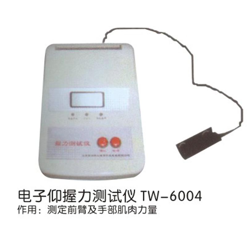 电子仰握力测试仪TW-6
