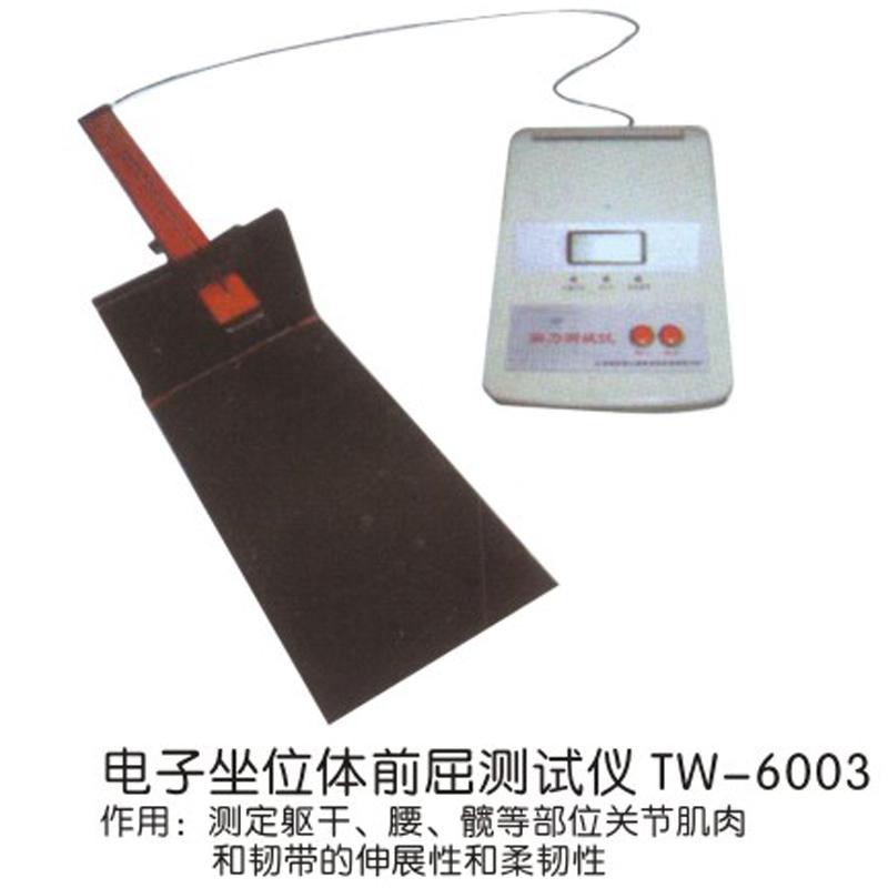 电子坐位体前屈测试仪