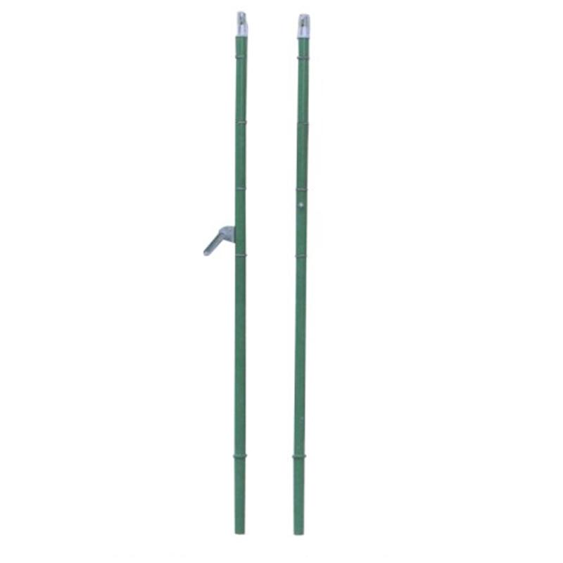 插地式羽毛球柱TW-200