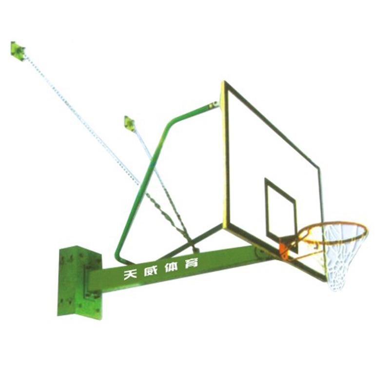 悬臂固定篮球架TW-102