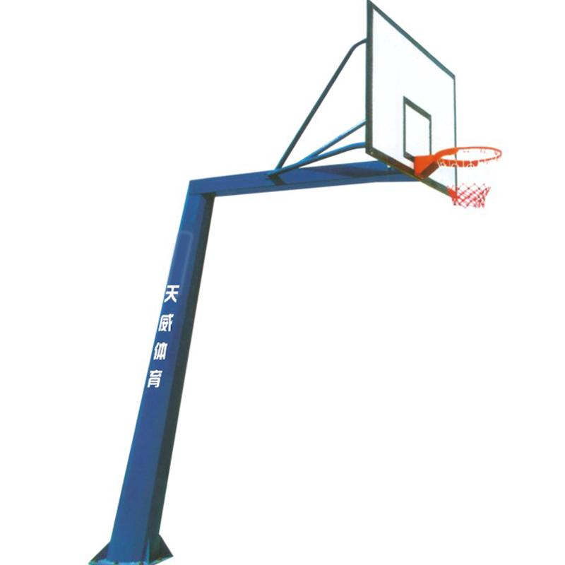 固定单臂篮球架(棱形