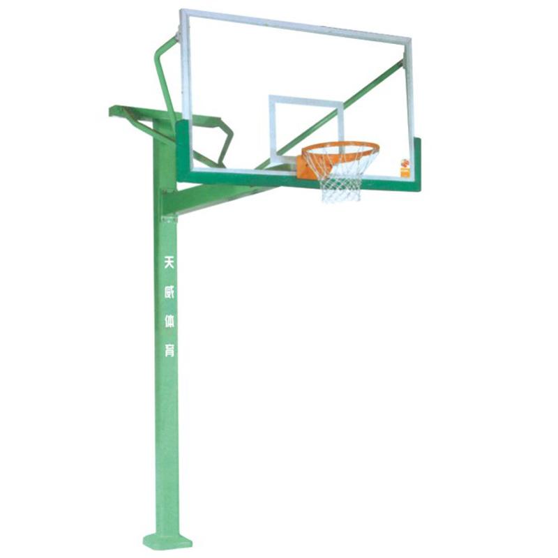 固定式单臂篮球架TW-1